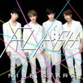 九星隊 / FLASH(初回限定盤/CD+DVD) [CD]