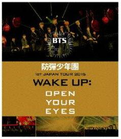 防弾少年団1st JAPAN TOUR 2015「WAKE UP:OPEN YOUR EYES」Blu-ray [Blu-ray]