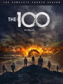 The 100/ハンドレッド〈フォース・シーズン〉 コンプリート・ボックス [DVD]