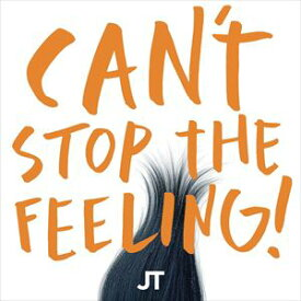 """輸入盤 JUSTIN TIMBERLAKE / """"CAN'T STOP THE FEELING! (ORIGINAL SONG FROM DREAMWORKS ANIMATION'S """"""""TROLLS"""""""")(LTD)"""" [LP]"""