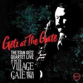 輸入盤 STAN GETZ / GETZ AT THE GATE : STAN GETZ QUARTET LIVE AT THE VILLAGE GATE NOV. 26TH 1961 [2CD]