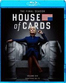 ハウス・オブ・カード 野望の階段 ファイナルシーズン Blu-ray Complete Package [Blu-ray]