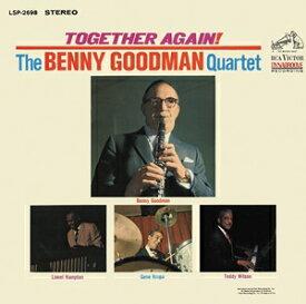 輸入盤 BENNY GOODMAN QUARTET / TOGETHER AGAIN [CD]