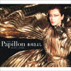氷川きよし / パピヨン-ボヘミアン・ラプソディ-(通常盤/Bタイプ) [CD]
