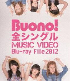 Buono! 全シングル MUSIC VIDEO Blu-ray File 2012 [Blu-ray]
