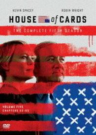 ハウス・オブ・カード 野望の階段 SEASON5 DVD Complete Package [DVD]