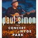 [CD] ポール・サイモン/ザ・コンサート・イン・ハイド・パーク(2CD+DVD)