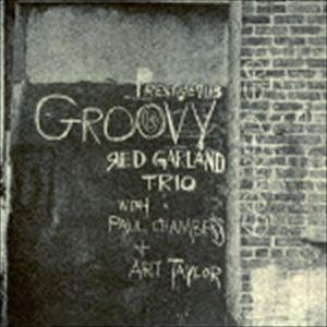 [CD] レッド・ガーランド(p)/グルーヴィー(SHM-CD)