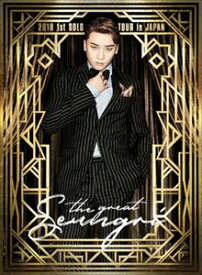 V.I (from BIGBANG)/「SEUNGRI 2018 1ST SOLO TOUR[THE GREAT SEUNGRI]IN JAPAN」(初回生産限定盤) [DVD]