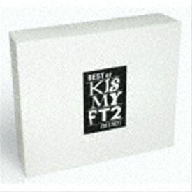 Kis-My-Ft2 / BEST of Kis-My-Ft2(通常盤/CD+DVD盤/2CD+DVD) [CD]