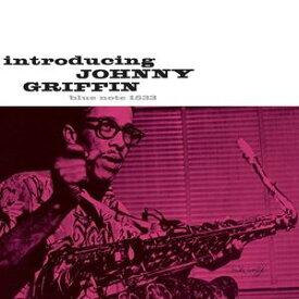 輸入盤 JOHNNY GRIFFIN / INTRODUCING JOHNNY GRIFFIN [LP]