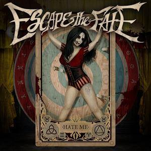 [CD]ESCAPE THE FATE エスケイプ・ザ・フェイト/HATE ME (LTD)【輸入盤】