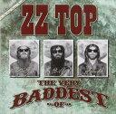 輸入盤 ZZ TOP / VERY BADDEST OF [CD]
