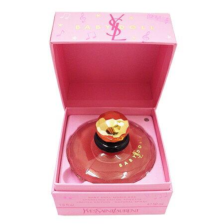 【オルゴール不良】イヴサンローラン ベビードールスパークリングミュージックボックス EDT SP (女性用香水) 50ml