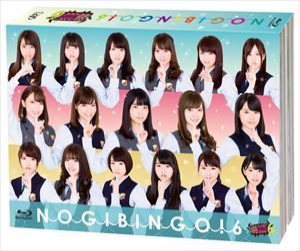 [Blu-ray] NOGIBINGO!6 Blu-ray BOX