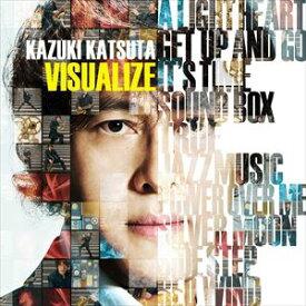 勝田一樹 / Visualize [CD]