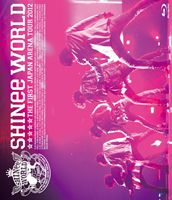 "[Blu-ray] SHINee THE FIRST JAPAN ARENA TOUR ""SHINee WORLD 2012""(通常盤)"