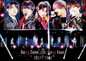 Sexy Zone Presents Sexy Tour 〜 STAGE(Blu-ray)(通常盤) [Blu-ray]