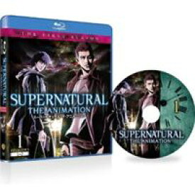 SUPERNATURAL THE ANIMATION〈ファースト・シーズン〉 Vol.1 [Blu-ray]