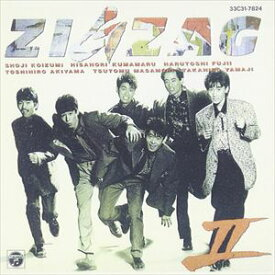 ZIGZAG / ZIGZAG II(オンデマンドCD) [CD]