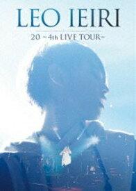 家入レオ/20〜4th Live Tour〜 [DVD]