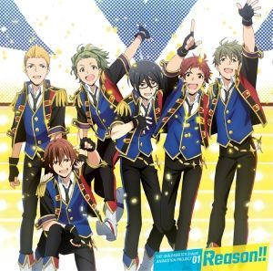 [CD] THE IDOLM@STER SideM ANIMATION PROJECT 01「Reason!!」(通常盤)