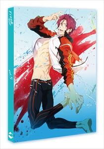Free!-Dive to the Future- Vol.5 [DVD]