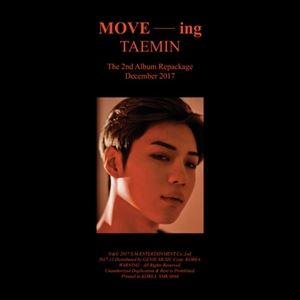 [CD]TAEMIN (SHINEE) テミン(シャイニー)/2ND REPACKAGE ALBUM : MOVE-ING【輸入盤】