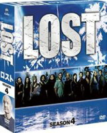LOST シーズン4 コンパクトBOX [DVD]