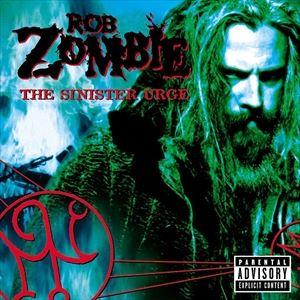 [CD]ROB ZOMBIE ロブ・ゾンビ/SINISTER URGE (LTD)【輸入盤】