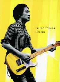 吉田拓郎 LIVE 2016(Blu-ray+2CD) [Blu-ray]