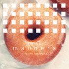 藤原ヒロシ / manners(通常盤) [CD]