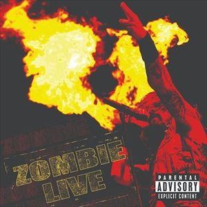 [CD]ROB ZOMBIE ロブ・ゾンビ/ZOMBIE LIVE (LTD)【輸入盤】