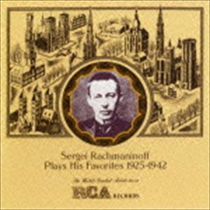ラフマニノフ(p) / トルコ行進曲〜ラフマニノフ愛奏曲集(期間生産限定盤) [CD]