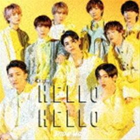 Snow Man / HELLO HELLO(通常盤) [CD]