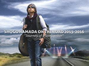 """[DVD](初回仕様) 浜田省吾/SHOGO HAMADA ON THE ROAD 2015-2016""""Journey of a Songwriter""""(完全生産限定盤)"""