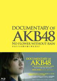 AKB48/DOCUMENTARY OF AKB48 NO FLOWER WITHOUT RAIN 少女たちは涙の後に何を見る? スペシャル・エディション(Blu-ray2枚組) [Blu-ray]