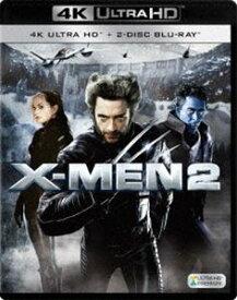 X-MEN2<4K ULTRA HD+2Dブルーレイ> [Ultra HD Blu-ray]