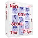 輸入盤 NCT 127 / NEO CITY : SEOU - THE ORIGIN [KIT VIDEO]