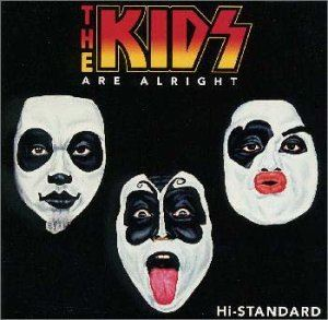 [CD] Hi-STANDARD/THE KIDS ARE ALRIGHT