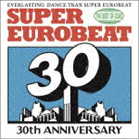 THE BEST OF SUPER EUROBEAT 2020 [CD]