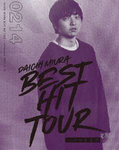 三浦大知/DAICHI MIURA BEST HIT TOUR in 日本武道館(2/14公演) [Blu-ray]