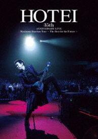 布袋寅泰/Maximum Emotion Tour 〜The Best for the Future〜 [Blu-ray]