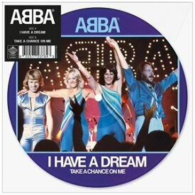 輸入盤 ABBA / I HAVE A DREAM (LTD) [7inch]
