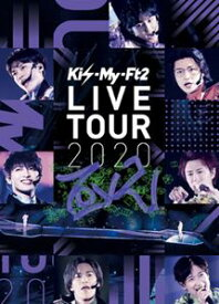Kis-My-Ft2 LIVE TOUR 2020 To-y2(初回盤Blu-ray) [Blu-ray]