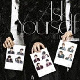 KAT-TUN / Ask Yourself(初回限定盤/CD+DVD) [CD]