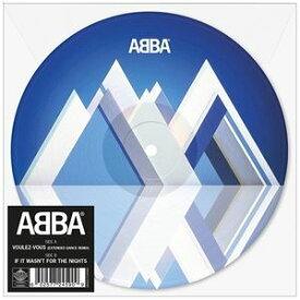 輸入盤 ABBA / VOULEZ VOUS?(EXTENDED DANCE MIX) (LTD) [7inch]