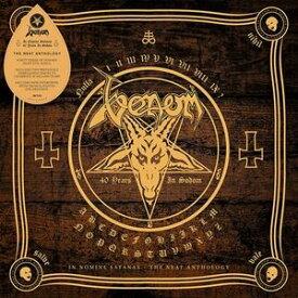 輸入盤 VENOM / IN NOMINE SATANAS [2CD]