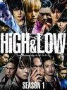 [DVD] HiGH & LOW SEASON 1 完全版 BOX