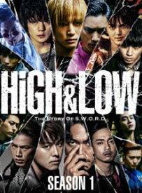 HiGH&LOW SEASON 1 完全版 BOX [DVD]
